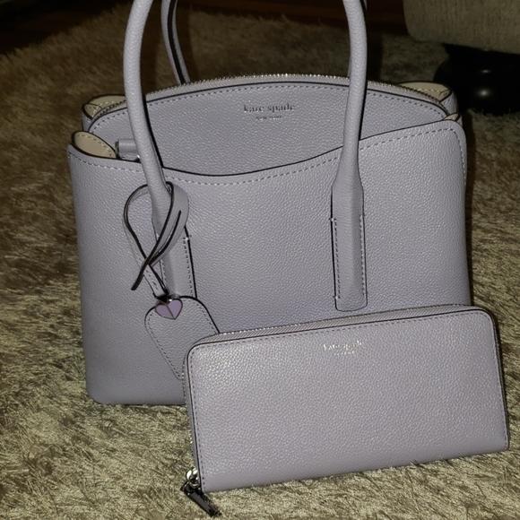 kate spade Handbags - Lavender Kate Spade Purse and Wallet